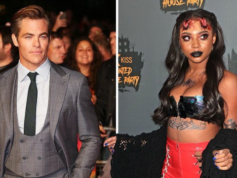 'I was crying with laughter': Samira Mighty reacts to Chris Pine claiming he doesn't know her