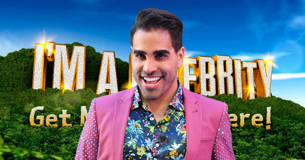 Dr Ranj puts himself forward for place in I'm A Celebrity jungle