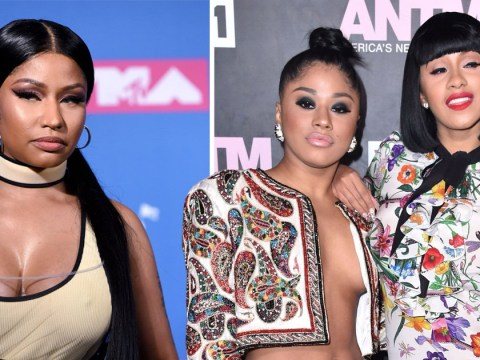 Cardi B's sister accuses Nicki Minaj of leaking the rapper's phone number to her fanbase
