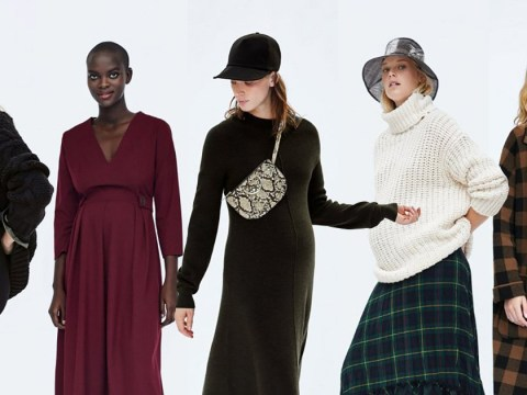 Zara releases maternity line and it looks perfect for Meghan Markle