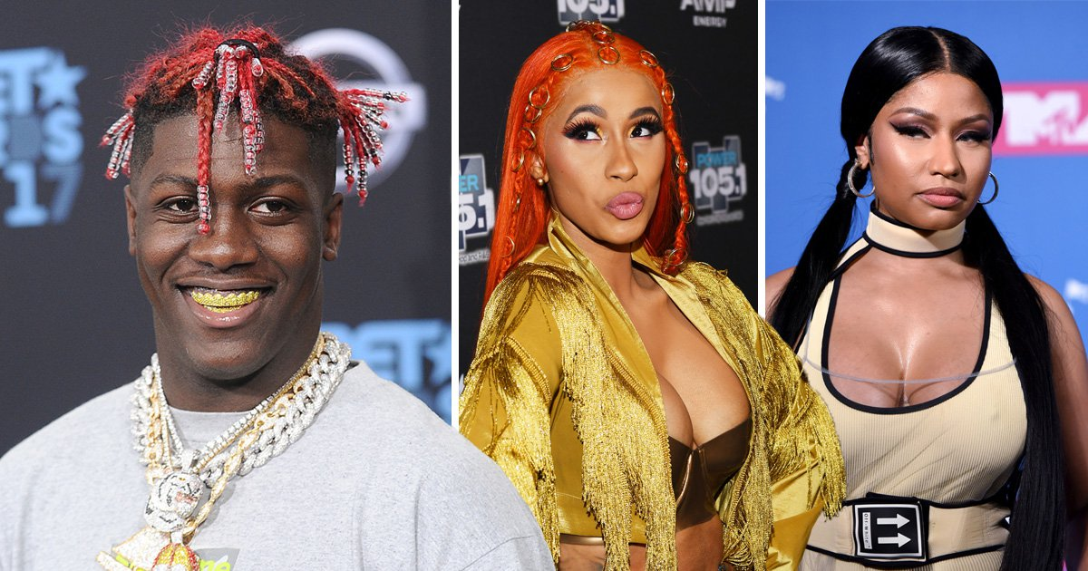Lil Yachty sides with Cardi B over Nicki Minaj beef as Little Mix get involved