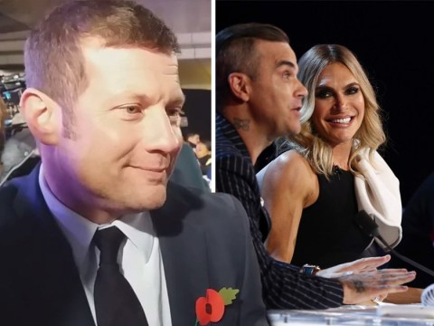Dermot O'Leary shares insight into what X Factor judges are actually like – turns out they're all 'introverts'