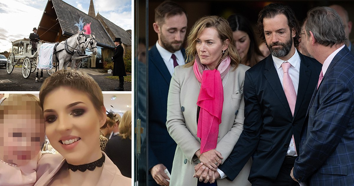Kate Winslet mourns for young mum Gemma Nuttall who delayed cancer treatment to save life of unborn baby