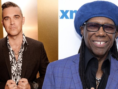 Robbie Williams to be replaced with Nile Rodgers on X Factor