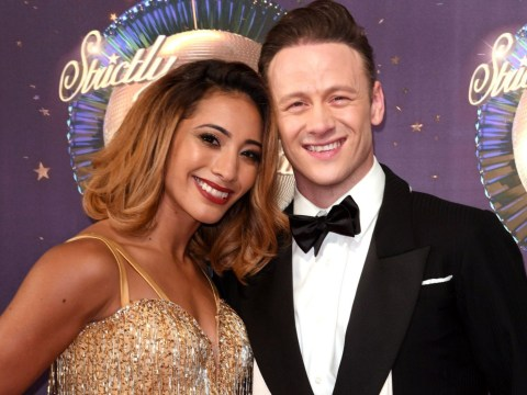 Strictly Come Dancing's Kevin Clifton 'melts hearts' as he comforts ex Karen following her exit