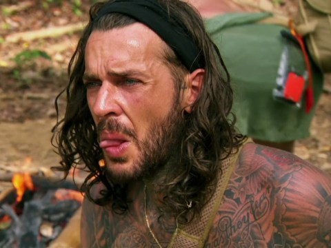 Pete Wicks admits he bragged that he was bitten by a huge shark on Celebrity Island: 'When they watch they're going to be disappointed'