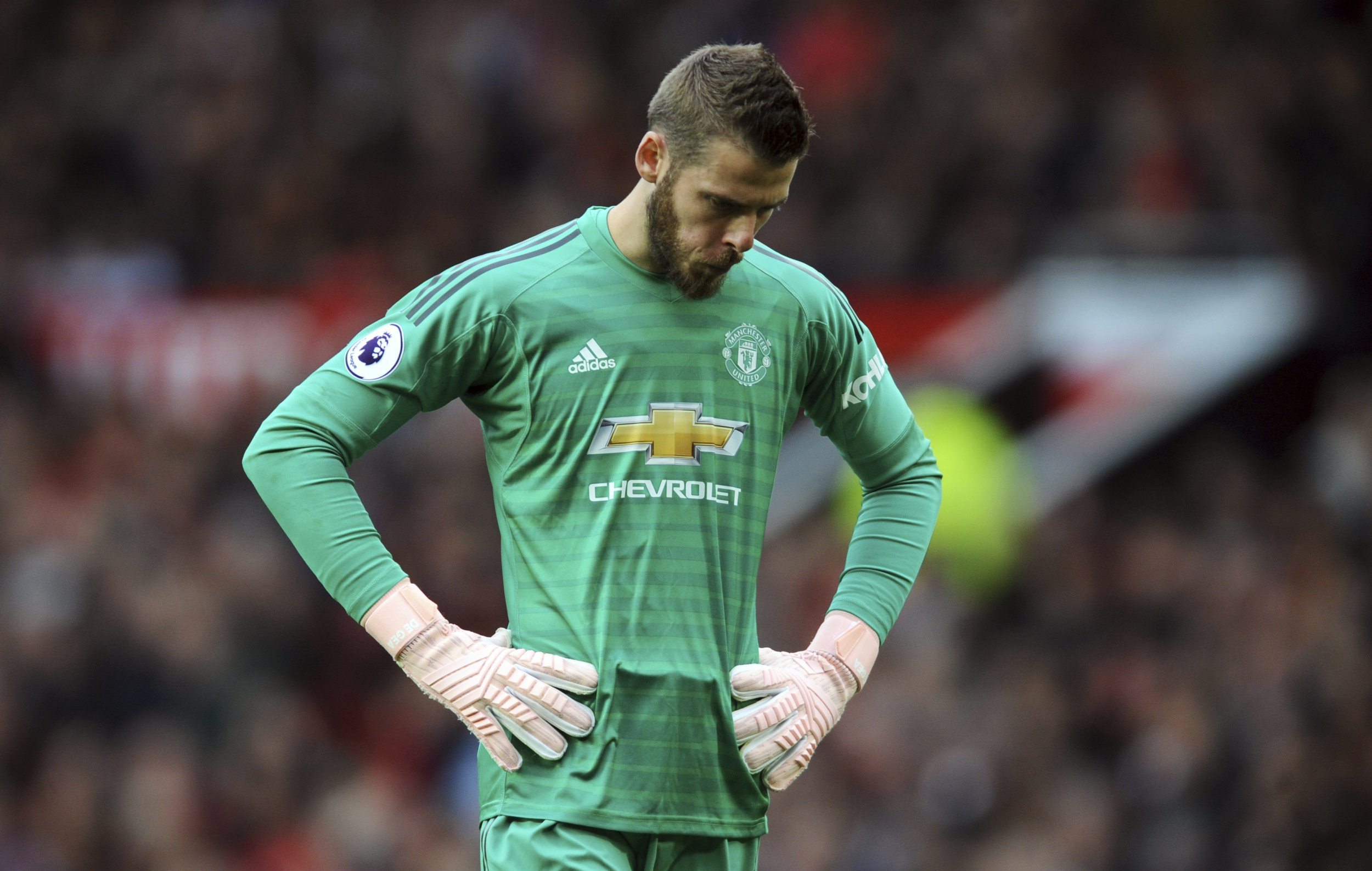 Manchester United fear losing David De Gea after failed talks with agent Jorge Mendes