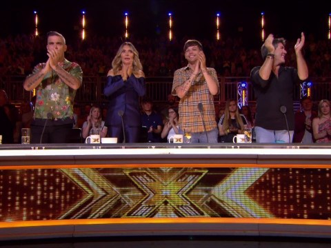 Where are the X Factor judges' houses this year?