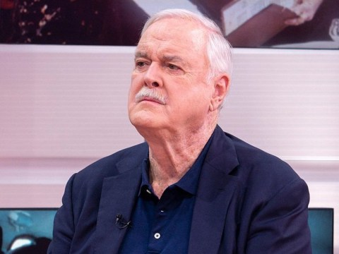 What did John Cleese say about London on Twitter as he attacks the city twice?