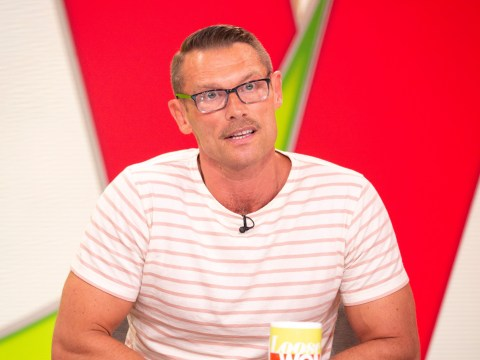 John Partridge credits Masterchef for helping him talk about drink and drug addictions