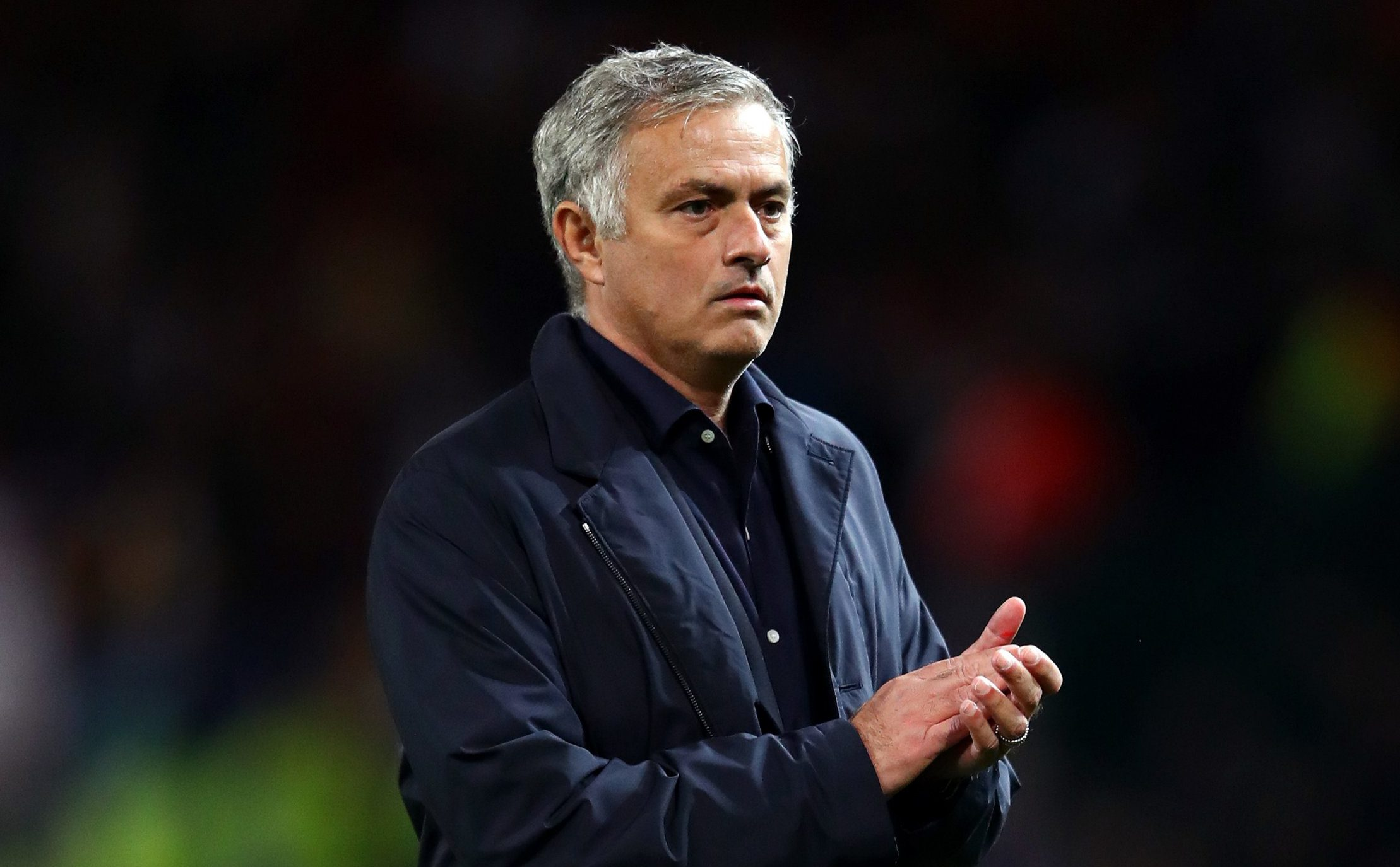 Jose Mourinho responds to Manchester United fans booing after Valencia draw