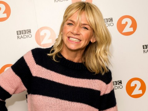 Zoe Ball having 'anxiety dreams' ahead of first day on BBC Radio 2