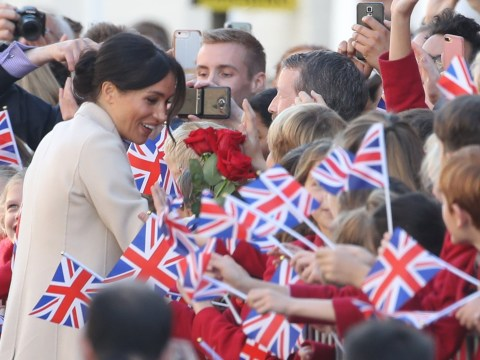Meghan Markle is the picture-perfect Duchess as she wins over the Sussex crowds ahead of major overseas tour