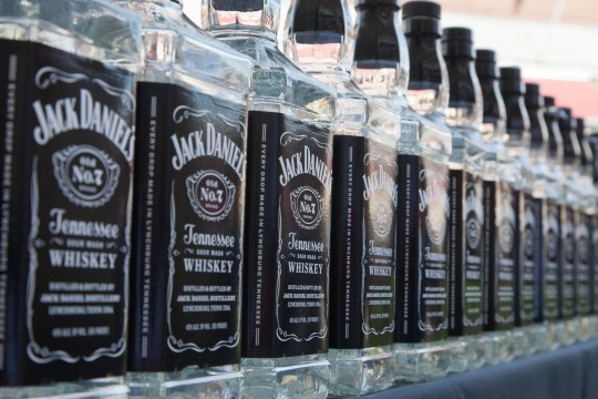 Jack Daniels Advent Calendar.Asda Launches Jack Daniel S Advent Calendar Filled With 23 Bottles