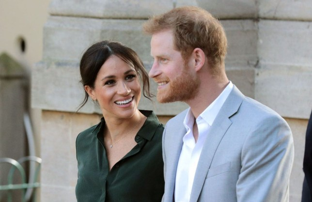 why are harry and meghan duke and duchess of sussex what does it mean metro news why are harry and meghan duke and