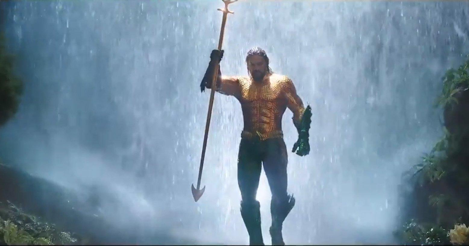 Aquaman review: Jason Momoa's superhero is flawed but a lot of fun