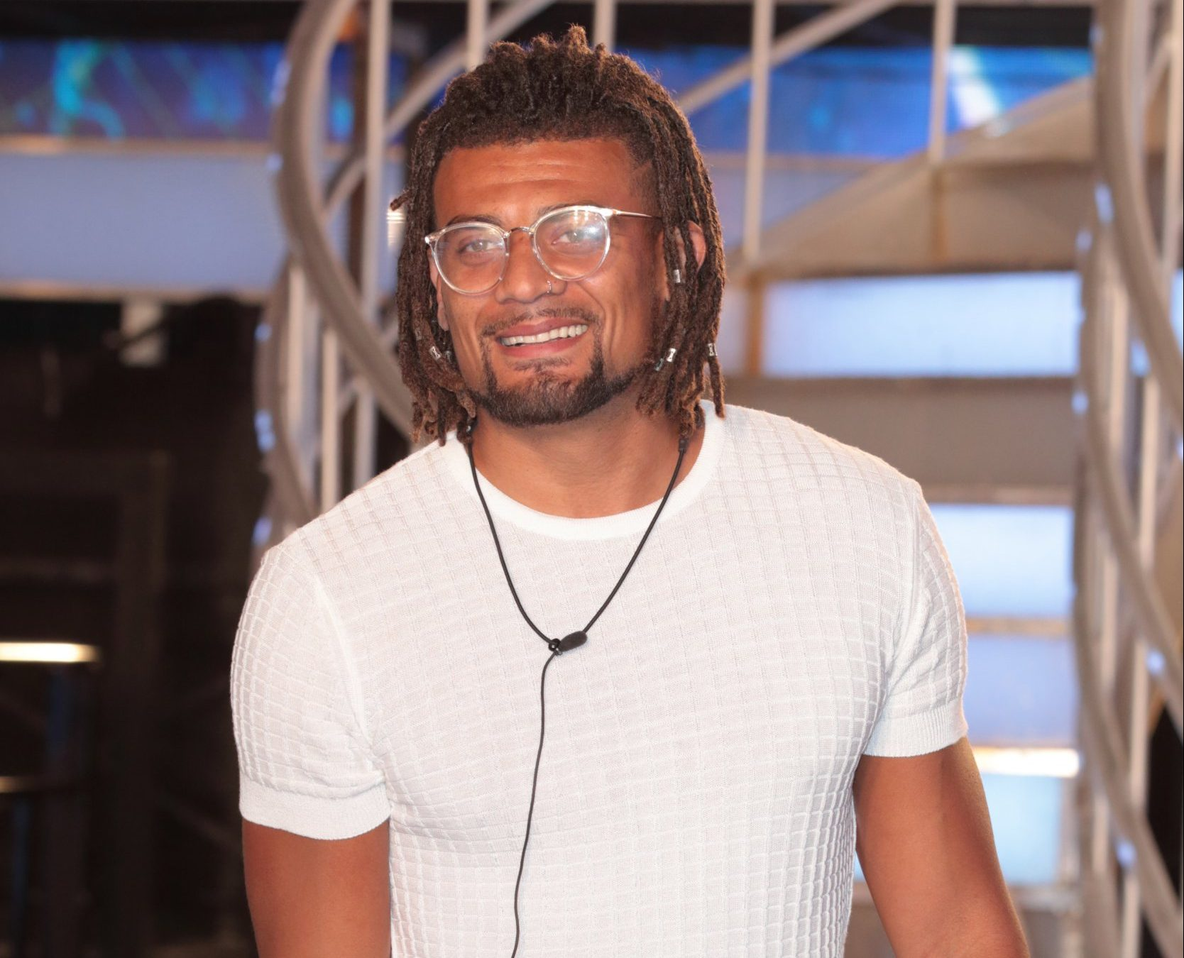 Big Brother's Akeem Griffiths breaks down in tears as Issac Jagroop is evicted