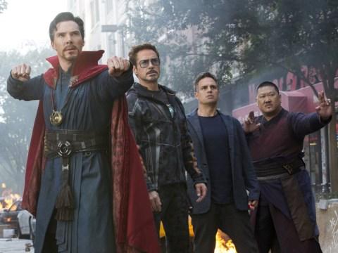 Tony Stark teased the Avengers Endgame title before Doctor Strange in Infinity War