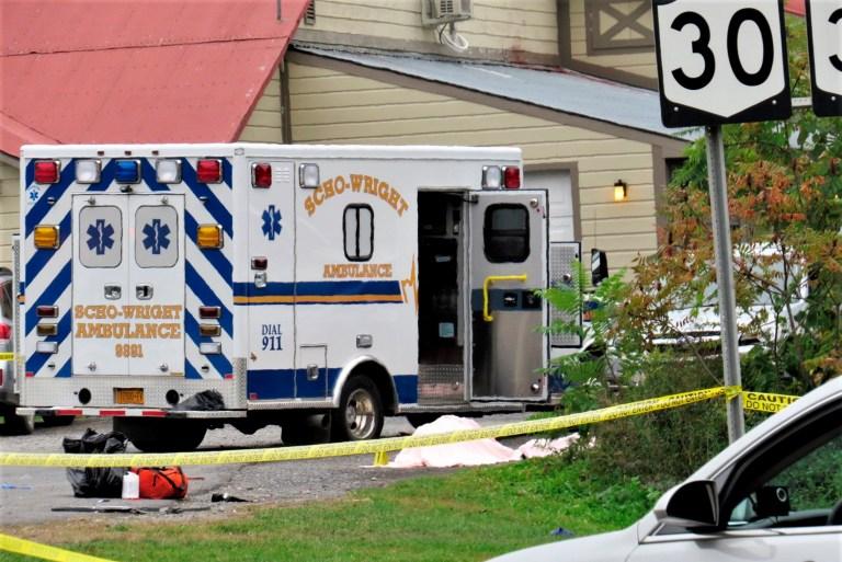 Limousine crash in Schoharie, New York, leaves 20 dead en