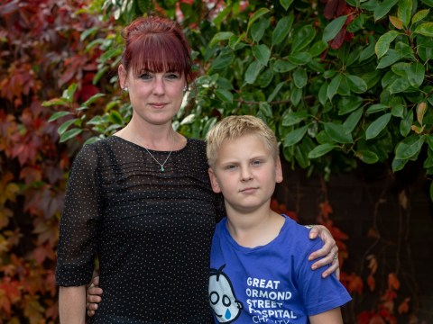 Schoolboy's heart beats so fast 'it should have killed him'
