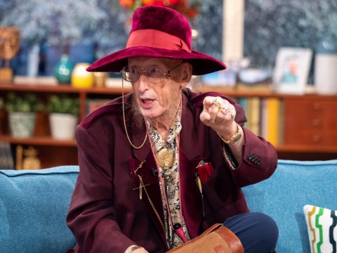 John McCririck convinced he is dying and 'doesn't expect to be alive this time next year'