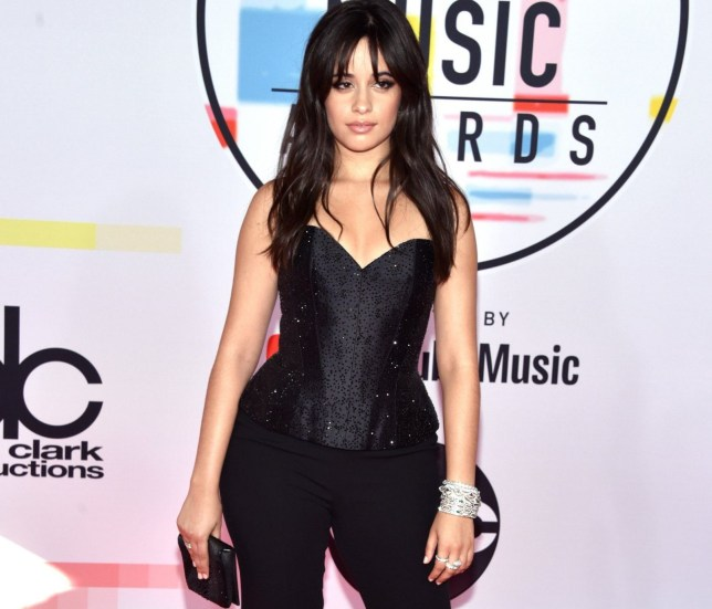 LOS ANGELES, CA - OCTOBER 09: Camila Cabello attends the 2018 American Music Awards at Microsoft Theater on October 9, 2018 in Los Angeles, California. (Photo by John Shearer/Getty Images For dcp)