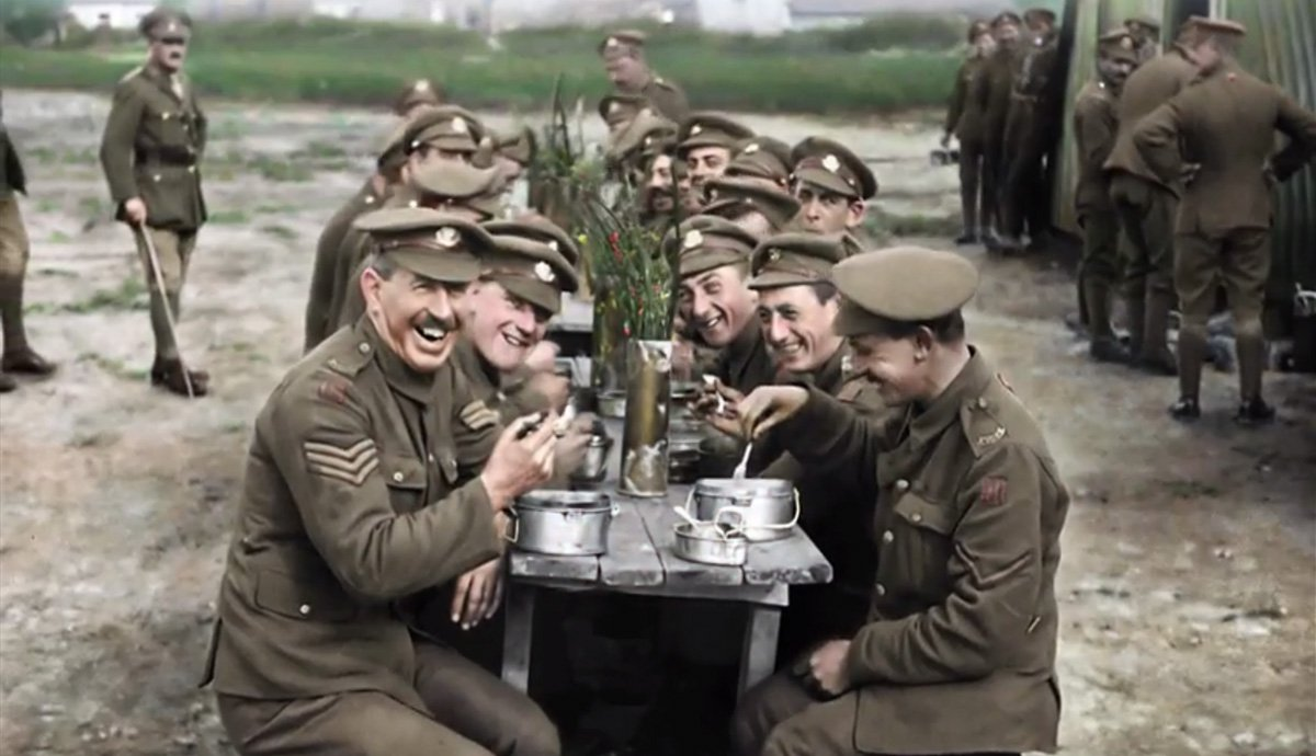 They Shall Not Grow Old release date, trailer, and where to watch