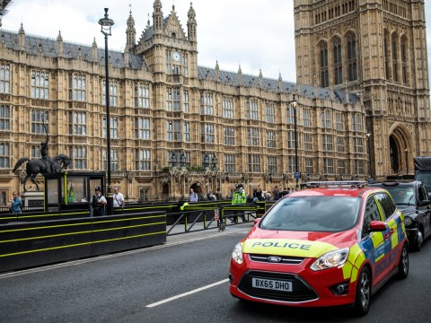 Package containing 'white powder' sent to MPs' offices in Houses of Parliament