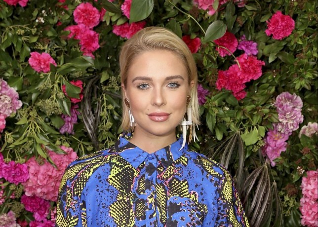 LONDON, ENGLAND - OCTOBER 10: Gabby Allen attends the VIP Party with Stacey Solomon as she celebrates the launch of her new collection with Primark at The Ace Hotel on October 10, 2018 in London, England. The collection launches on Thursday 11th October. (Photo by David M. Benett/Dave Benett/Getty Images for Primark)