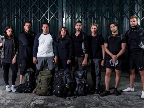 When does Celebrity Hunted 2018 on Channel 4 and who is in the cast?