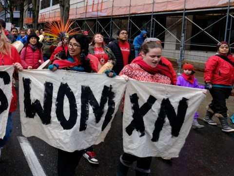 Why are people getting so angry at changing the spelling of 'woman' to 'womxn'?