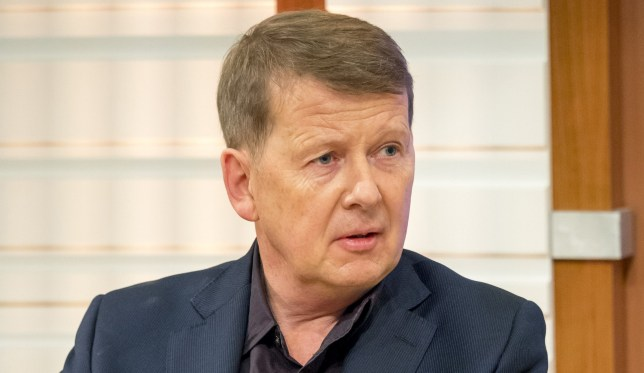 Editorial use only Mandatory Credit: Photo by Ken McKay/ITV/REX/Shutterstock (7451454da) Bill Turnbull 'Good Morning Britain' TV show, London, UK - 23 Nov 2016 Since leaving breakfast television Bill Turnbull has been spinning the decks on Classic FM. Now he's releasing an album of his favourite relaxing classics. We reunite him with his old presenting pal... but how will Piers like sharing his co-presenter?