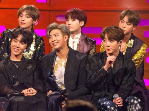 Can you watch BBC from outside the UK as BTS appear on the Graham Norton Show?