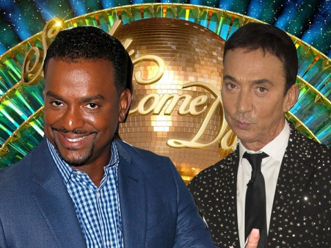 Alfonso Ribeiro responds graciously after Strictly fans call for him to replace Bruno Tonioli