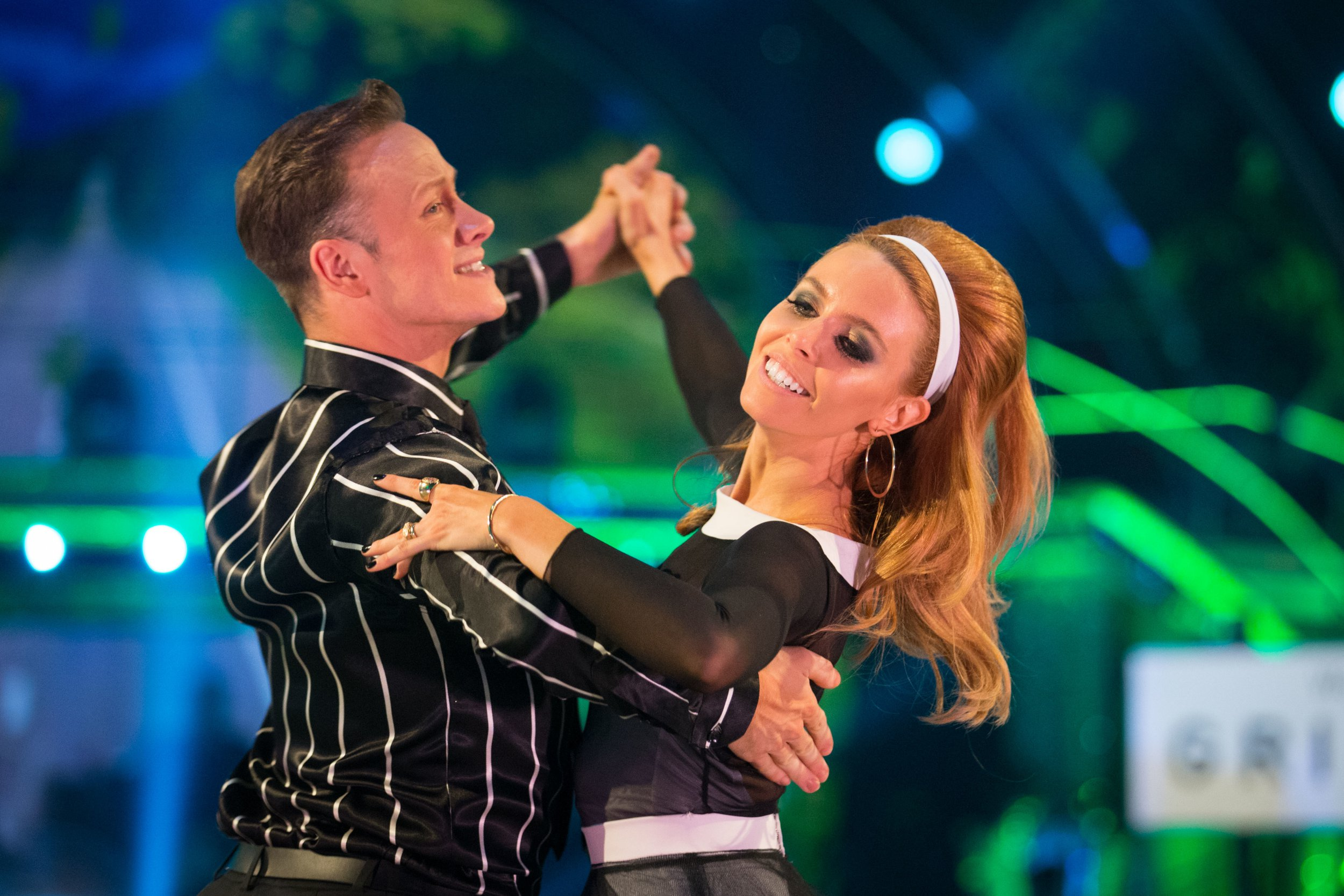 Stacey Dooley's boyfriend 'fears Strictly curse over her close relationship' with Kevin Clifton