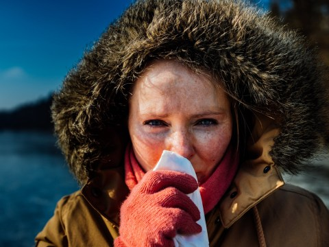 Nose warmers exist for anyone with a face that is always cold – but why does it happen?