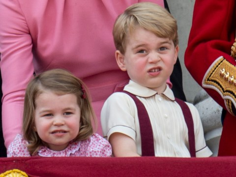How is Pippa Middleton's baby related to Prince George, Princess Charlotte, Prince Louis and the other royals?