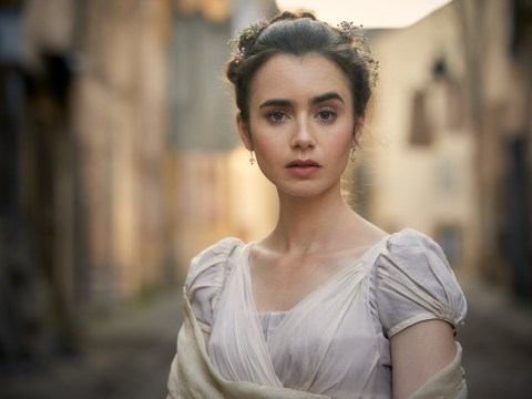 Lily Collins age, films and family as actress stars in Les Miserables BBC series