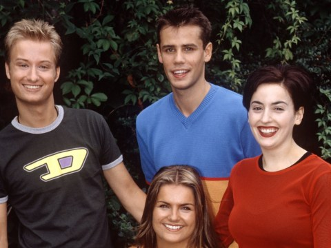 Richard Bacon praises Blue Peter on 60th birthday and prepares for return despite being fired for drug use 20 years ago