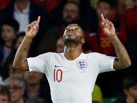 Raheem Sterling reveals lengths he went to to end three-year England scoring drought vs Spain