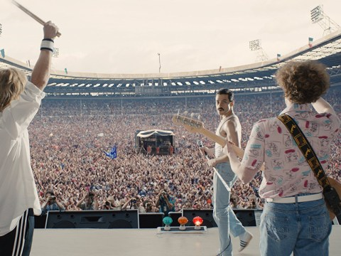 Bohemian Rhapsody stars admit a cut of their Live Aid performance may be released soon