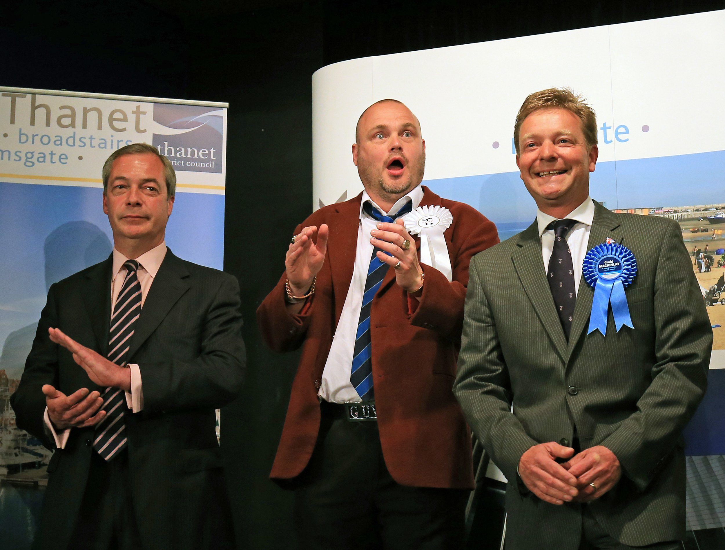 Tory MP 'fiddled election expenses to see off Nigel Farage for good'