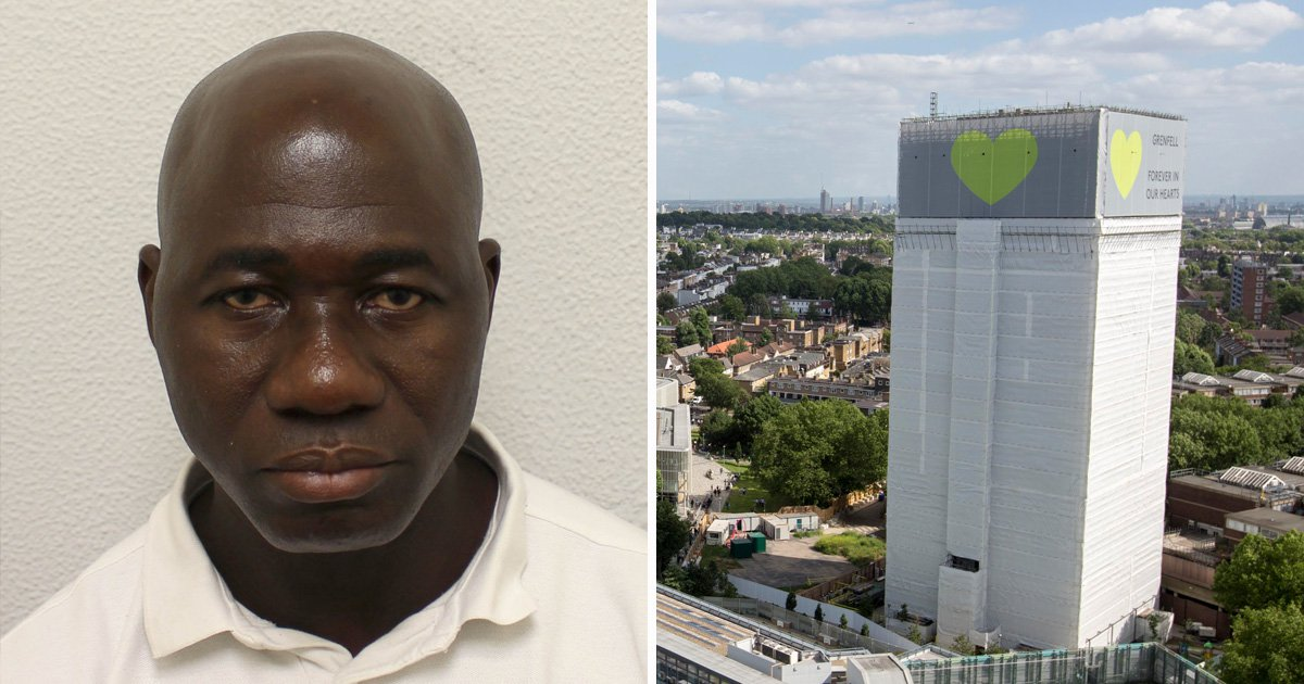 Man who faked relationship with Grenfell fire victim is jailed for four years