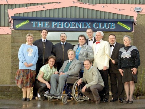 Dave Spikey admits he was hurt by Peter Kay axing Phoenix Nights after two series