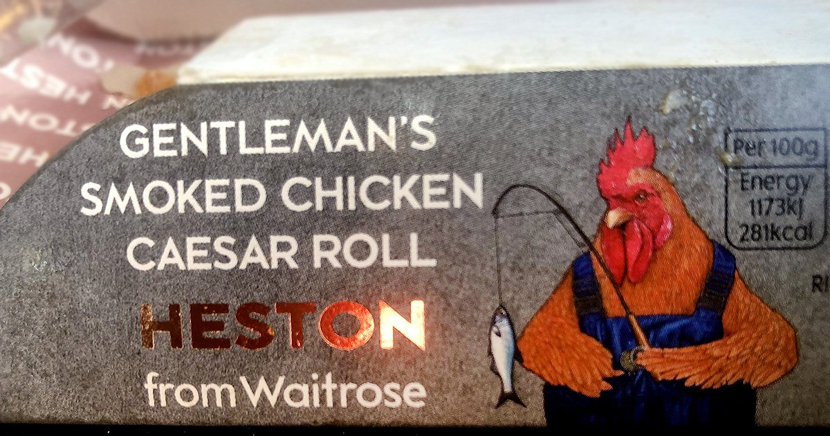 Waitrose change name of 'gender specific' sandwich because it's 'sexist'