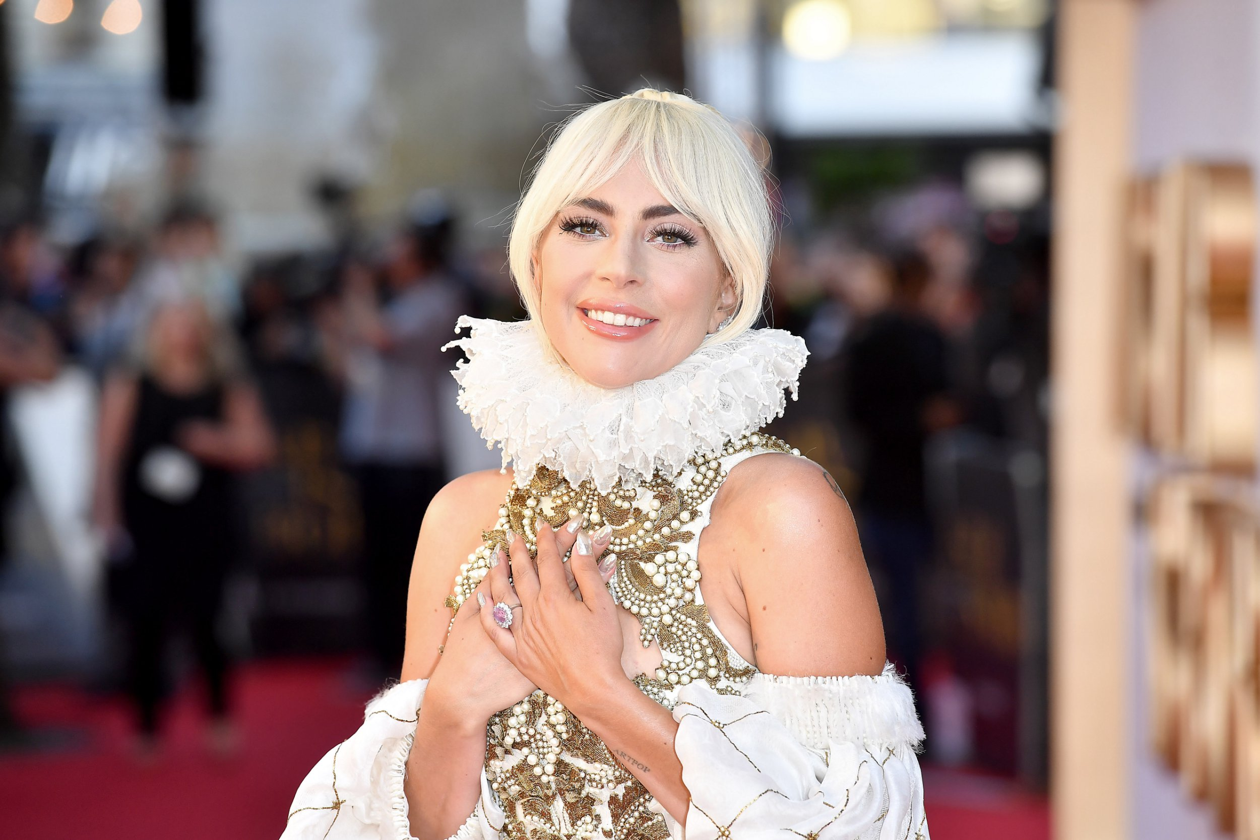 Lady Gaga on her way to Oscars glory after earning two Golden Globe nominations for A Star Is Born
