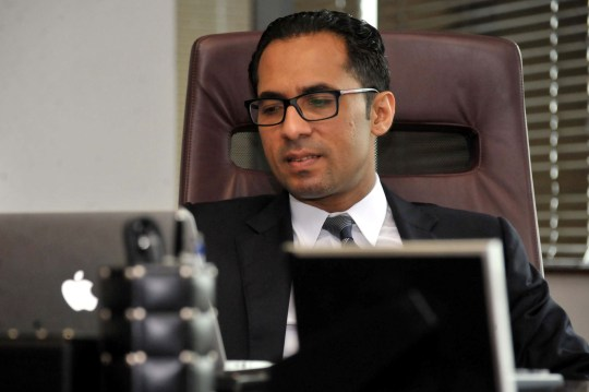 (FILES) In this file photo taken on April 23, 2015 Tanzanian businessman Mohammed Dewji sits at his office in Dar es Salaam. - Africa's youngest billionaire was released overnight October 19, 2018 and said he ' has returned home safely', more than a week after he was kidnapped in the city of Dar Es Salaam. (Photo by Khalfan SAID HASSAN / AFP)KHALFAN SAID HASSAN/AFP/Getty Images