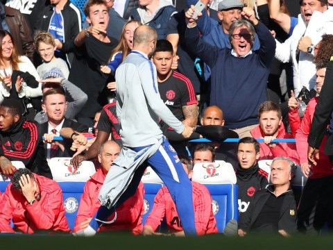 Maurizio Sarri reveals what action he will take after Chelsea staff member sparks Jose Mourinho scuffle