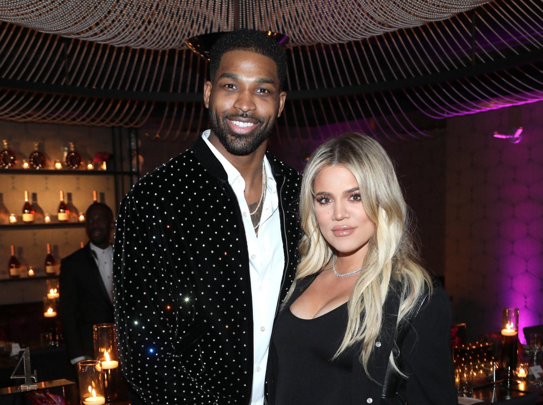 Tristan Thompson isn't 'overthinking' Khloe Karadshian's cryptic Instagram messages