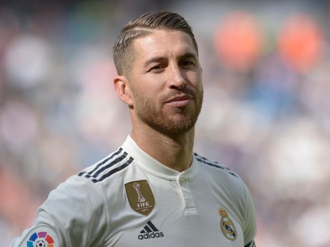 Sergio Ramos approves Real Madrid's decision to replace Julen Lopetegui with Antonio Conte